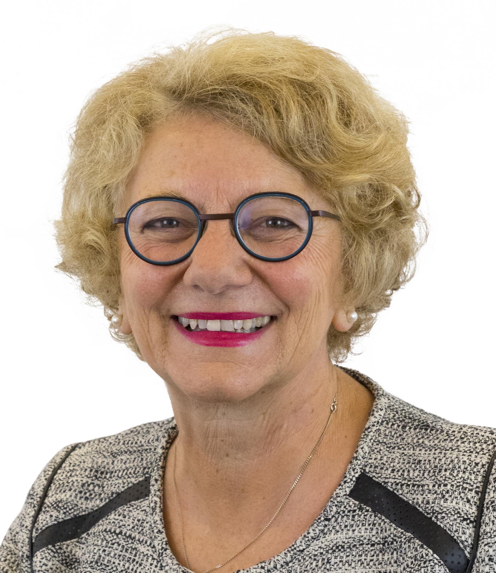 Michèle SALLES - 3e adjointe, finances et développement économique