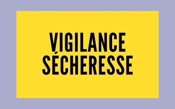 Vigilance secheresse