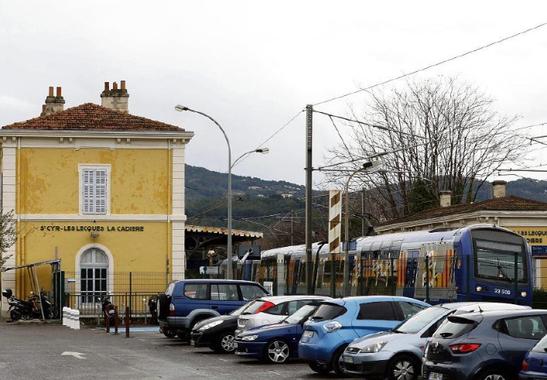 Terminus RER pour l'Ouest-Var, le choix est fait